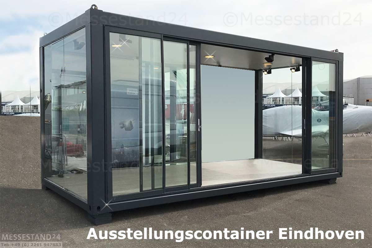 Eventcontainer 1 Messecontainer Fur Events Ausstellungen
