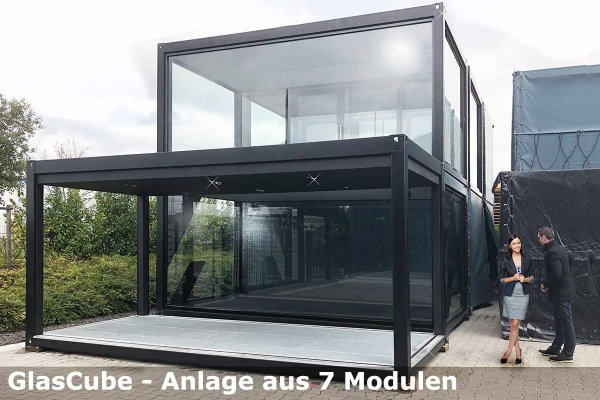 event container mieten der messestand wird zum mobilen showroom branding konfigurator. Black Bedroom Furniture Sets. Home Design Ideas