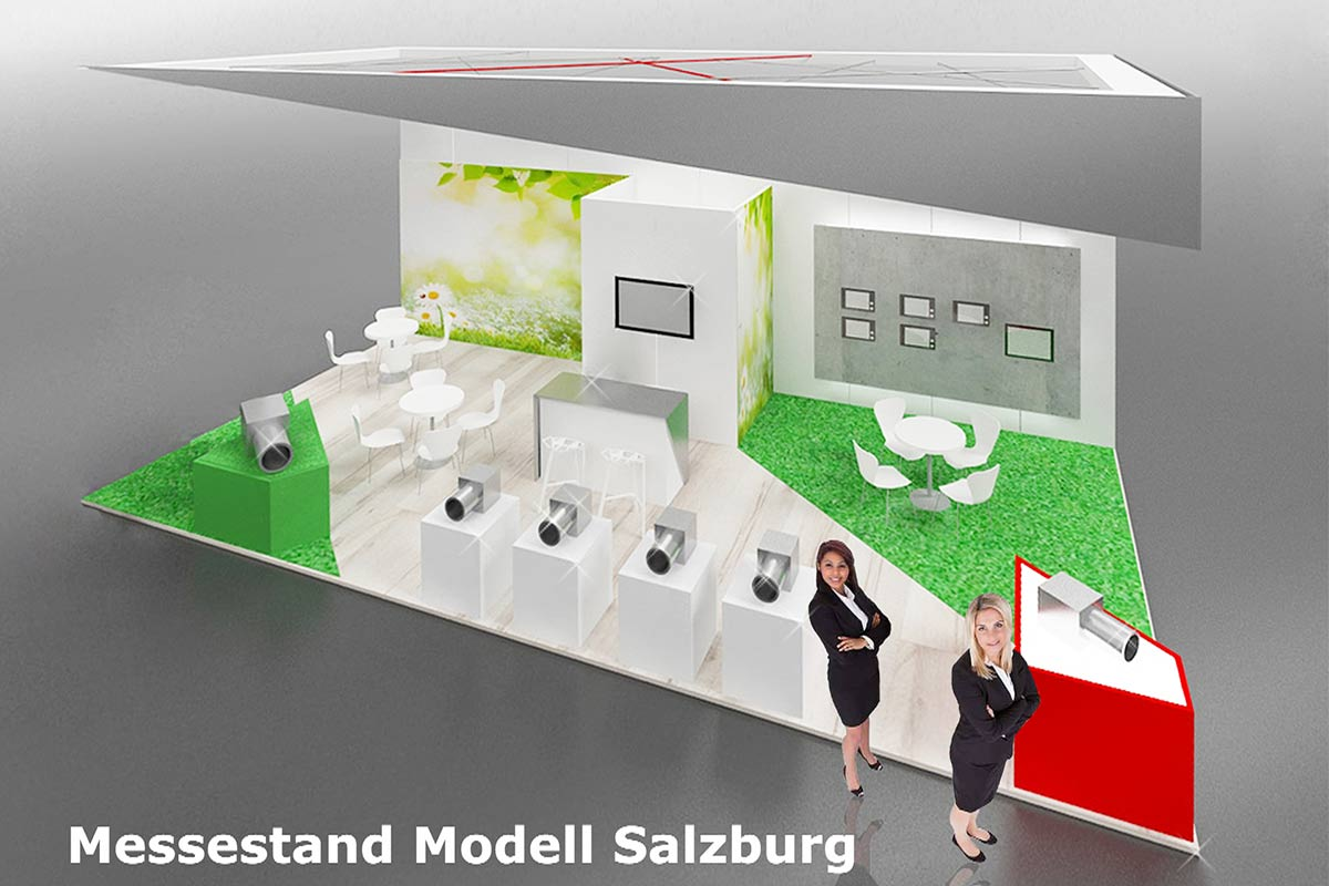 messestand mieten showroom f r messest nde 2 branding. Black Bedroom Furniture Sets. Home Design Ideas