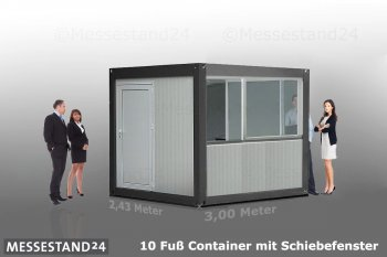 eventcontainer 2 messecontainer f r events ausstellungen showrooms und messen in. Black Bedroom Furniture Sets. Home Design Ideas